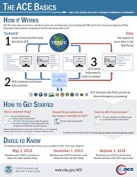 how to write a resume for a government job ace and automated systems u s customs and border protection ace basics