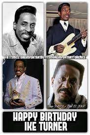 Ike Turner Memes - on this day 1956 the nat king cole show debuted on nbc tv in