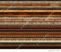 house decor antique rustic decorative frame patterns stock