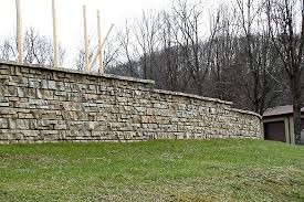 photos of landscape projects retaining wall photos decorative