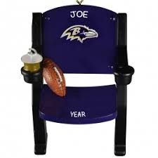baltimore ravens ornaments personalized ornaments for you