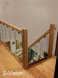 Glass Stair Banister Glass Balustrade S Vision Glass Balustrading Glass Panels