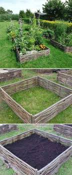 Garden Dividers Ideas Top 28 Surprisingly Awesome Garden Bed Edging Ideas Architecture