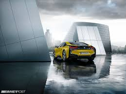 Bmw I8 Yellow - bmw i8 protonic frozen black edition and frozen yellow editions coming