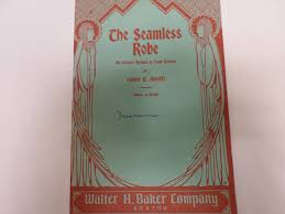the seamless robe an easter drama in four baker s