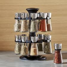 Best Spice Rack With Spices Spice Racks Crate And Barrel