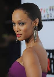 black hair buns tyra banks bun updo for thin hair hairstyles weekly