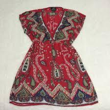 boho mini dress by angie made in india mini dresses boho and