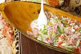 cuisine plus tahiti a taste of tahiti poisson cru tahiti com
