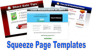 how do i create a squeeze page to make more profit