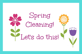How To Do Spring Cleaning How To Create Your Spring Cleaning Plan Clevergirlorganizing Com