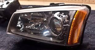 2003 chevy silverado fog lights 2003 2006 2007 classic chevy silverado hid projector retrofitted
