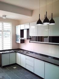 wall hung kitchen cabinets awesome l shape inexpensive kitchen cabinets with white kitchen