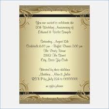 50 year wedding anniversary 50 year wedding anniversary invitation digiclick co