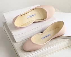 wedding shoes flats flat wedding shoes etsy