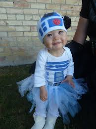 baby r2d2 costumes halloween briff