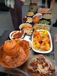 halloween potluck ideas