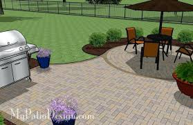 Simple Patio Design Simple Patio Ideas Koloniedladzieci Info