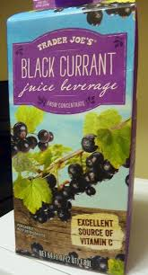 what u0027s good at trader joe u0027s trader joe u0027s black currant juice