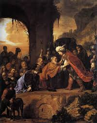 jacob blessing the children of joseph the bible through artists