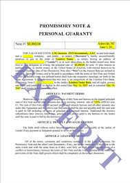personal guarantee form personal guarantee form wisconsin