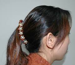 hair accessories for longhairgirl how to use