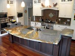 Blue Kitchen Countertops - blue louise granite installed design photos and reviews granix inc