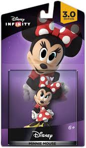 amazon disney infinity 3 0 edition minnie mouse figure