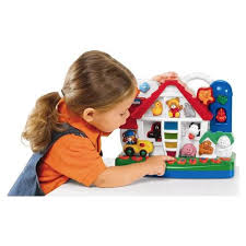 Fisher Price Little People Barn Set Farm Toys For Pretend Play