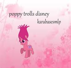poppy trolls disney by karabasesmlp2 on deviantart