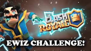 Challenge Explained Clash Royale Electro Wizard Challenge Explained