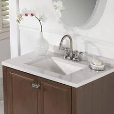 glacier bay delridge 30 in w x 19 in d bath vanity in flagstone