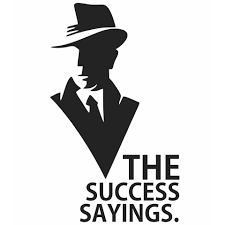 the success sayings home