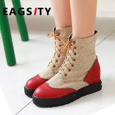womens size 12 casual boots get cheap size 12 womens ankle boots aliexpress com
