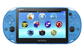amazon black friday japan amazon com playstation vita wi fi model aqua blue pch 2000za23
