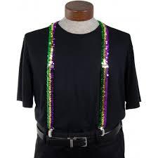 green mardi gras mardi gras sequin suspenders purple green gold 25482mgaj