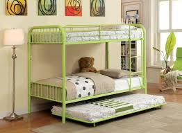 Bedroom With Furniture Harriet Bee Sonya Twin Bunk Bed With Trundle U0026 Reviews Wayfair