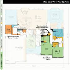 basics of house construction plan one story home plans kevrandoz