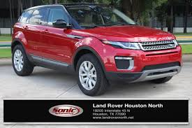 land rover range rover evoque 2016 land rover range rover evoque in houston tx