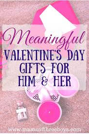 meaningful valentine u0027s day gifts for him u0026 her mama of three boys
