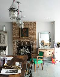 Decoration Maison Campagne Chic by Deco Salle A Manger Campagne Chic Actualite Salle Manger Style