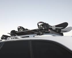 2005 Toyota Corolla Roof Rack by Toyota Rav 4 Ski Rack With Inno Grabmax Ina940 Ski Snowboard