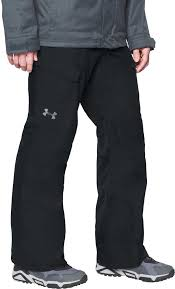 Powder Room Snow Pants Under Armour Men U0027s Storm Chutes Snow Pants U0027s Sporting Goods