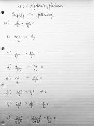 gcse little miss maths