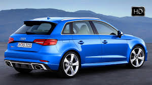 audi rs3 blue 2018 audi rs 3 sportback 400 hp color ara blue exterior