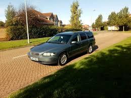 2004 53 reg volvo v70 d5 2 4 diesel 5 speed manual 165 bhp 7
