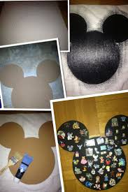 disney pin trading mickey mouse ears with 8 free disney style