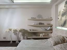 Small Bedroom Bookshelf Bedroom Simple Brown Wood Wall Shelves For Bedroom With Textured