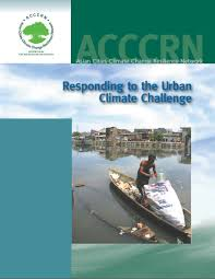 Water Challenge Asian Resources Asian Cities Climate Change Resilience Network Acccrn