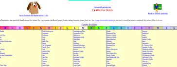 enchanted learning crafts best kids websites